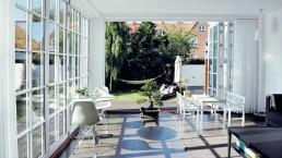 Lacuna helårshus foldedør billeder